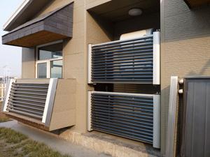 Установка солнечного коллектора на балконе